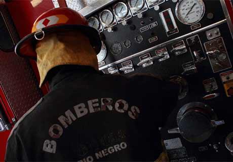 Resultado de imagen para bomberos voluntarios de rio negro