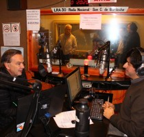 Pichetto en radio nacional Bariloche