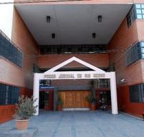 viedma - 06/07/09 el poder judicial rionegrino adelanto la feria judicial como medida preventiva ante la gripeA foto marcelo ochoa