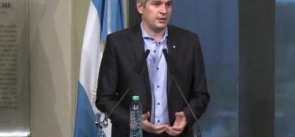 Marcos Peña-Jefe de gabinete