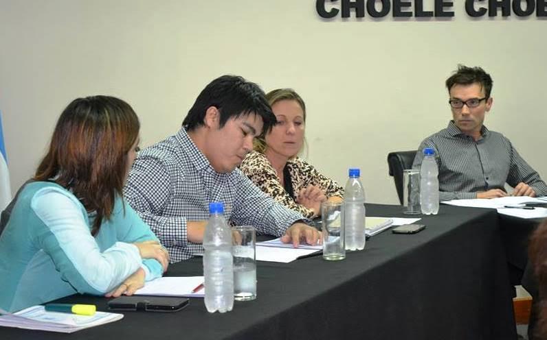 Concejales Choele