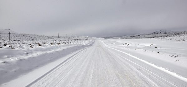 Nieve línea sur-Jacobacci