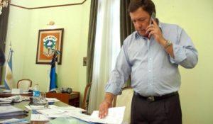 viedma - 07/01/12 entrevista al gobernador alberto weretilneck foto marcelo ochoa