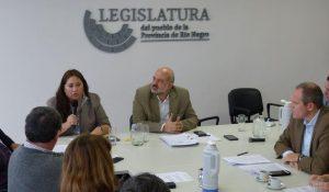 Comision legislativa DDHH